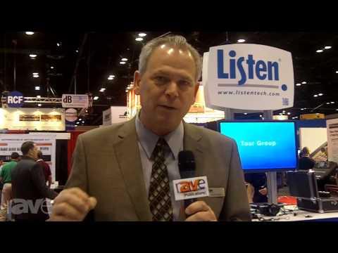 InfoComm 2013: Listen Technologies Talks about the EASE Modeling Software