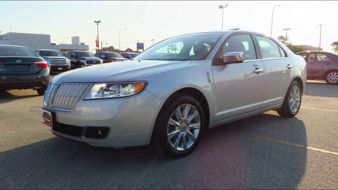 2010 Lincoln Mkz Awd Review