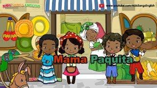 Mama Paquita Kids Song EngLish