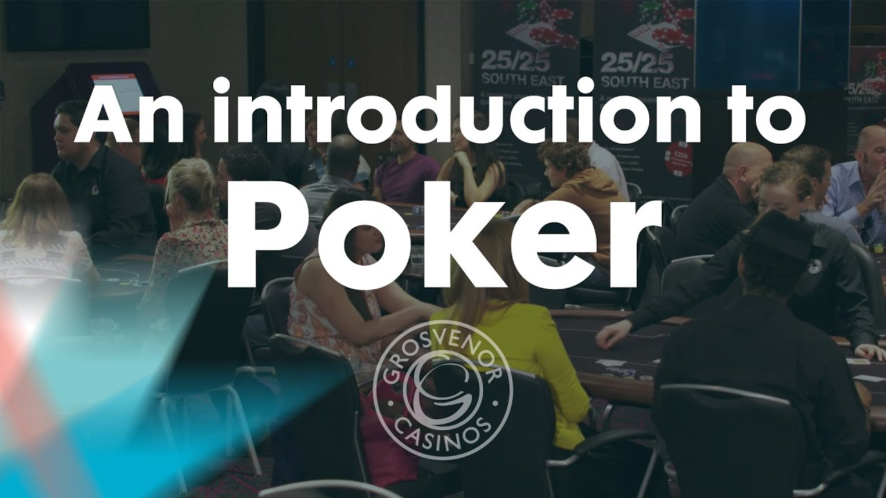 Grosvenor Casinos Poker Team Challenge