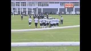 Corinthians Steamrollers @ Botafogo F.A. - Compacto BandSports