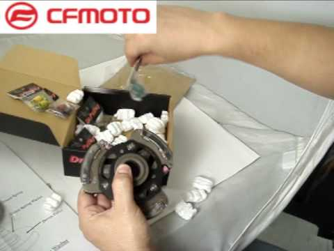 CF MOTO 500cc Clutch Upgrade for CF ATV, Ruesch UTV, Reusch Buggy,