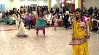 Beautiful Indian Dance A Baby Shower at Sanatan Mandir Cultural Centre SMCC Toronto Hindu Community