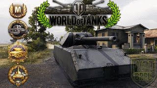 World of Tanks - Maus - 10 Kills - 8.2k Damage - 1vs5 [Replay|HD]
