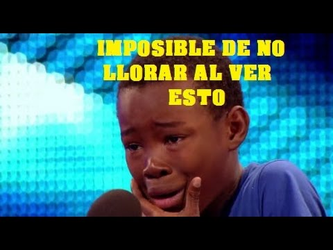 Imposible ver este video y no llorar