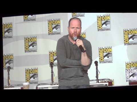 Joss Whedon SDCC 2013 Panel part 1