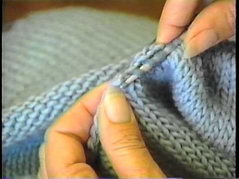 Поиск на ютубе вязание