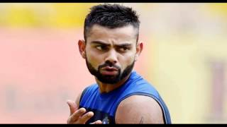 ICC World Cup: Virat Kohli scores 107 for India against Pakistan