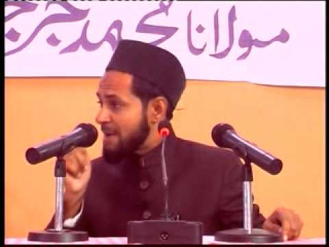 Mohabbat E Rasool Saw By Moulana Jarjis Siraj Hyderabad 2 Of 9 video