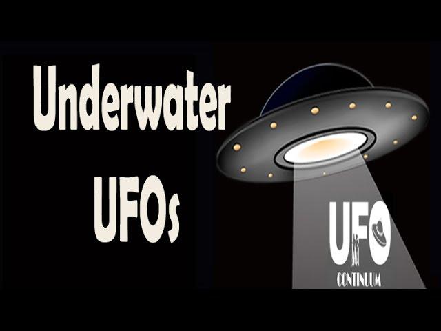 Underwater UFOs Alien and UFO Movie Documentary