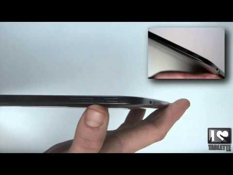Test et avis tablette Google Nexus 10 - caracteristiques techniques