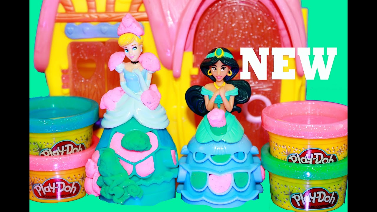 Disney Princess Sparkle Play Doh Play-doh Disney Princesses