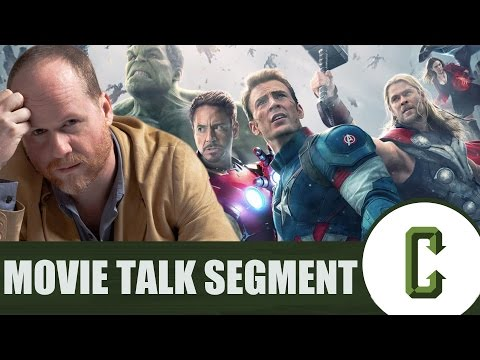 Joss Whedon Talks Avengers: Age Of Ultron Failure - Collider