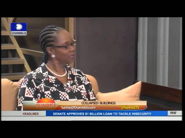 Collapsed Buildings: Analysts State Causes And Solutions pt.2