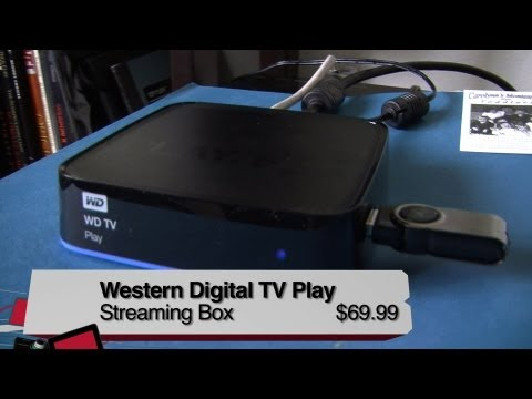 Western Digital TV Play Review