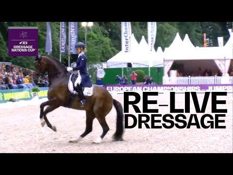RE-LIVE | FEI Dressage Nations Cup - Grand Prix | Rotterdam