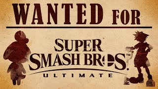 My Most Wanted Newcomers | Super Smash Bros. Ultimate