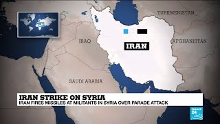Iran strike on Syria: A move by Iran \