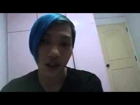 AMK Blue-Haired Ah Beng Apologize to All Malays and Muslims