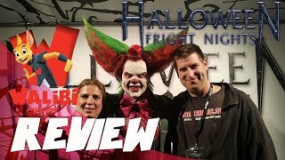 Review horrorfeest: Walibi Fright Nights