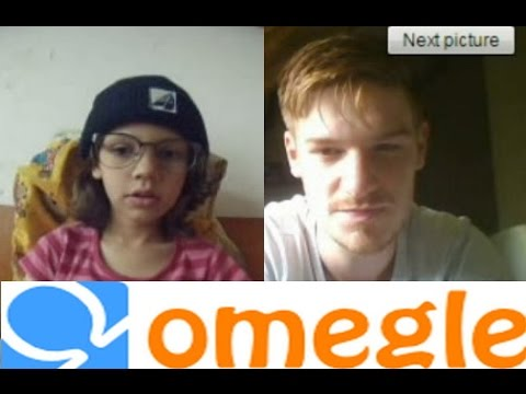 Little girl on Omegle (FUNNY) PART 3 (hitting on french pewdiepie) .