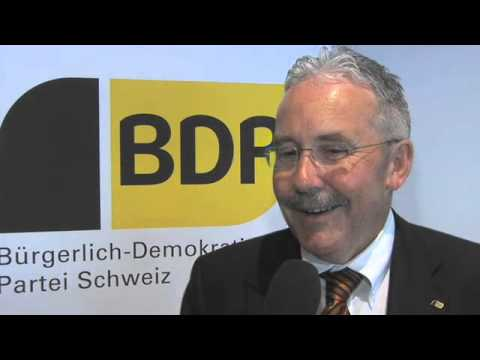 Übrigens: Die Elefantenrunde mit der BDP - 2009