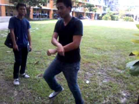 University Of Pangasinan (oppa Gangnam Style) video