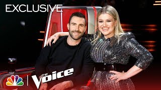 Download Lagu The Voice 2018 - Most Talkative: Adam vs. Kelly (Digital Exclusive) Gratis STAFABAND