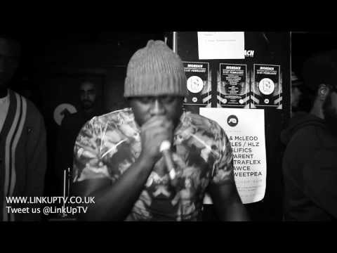 P Money, Jammer & Big Shizz at Footsie's King Original Vol.3 Launch Party| Link Up TV