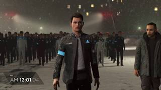 Detroit: Become Human - Connor's Applause (GMV)