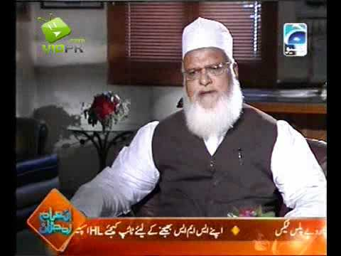 Hayya Alal Falah With Jj - 04-09-2010 Mufti Rafi Sahab (1 Of 3) video