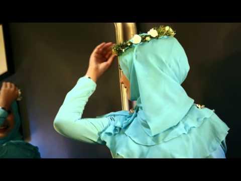 Teaser 2 Tutorial Tudung Gaya Dinner   Perjalanan Seorang Hijabster