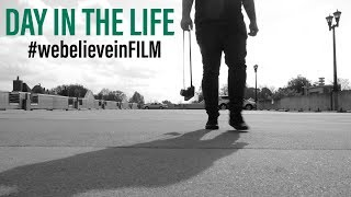 DAY IN THE LIFE | Analog Film Photographer | Episode #02 (VLOG)