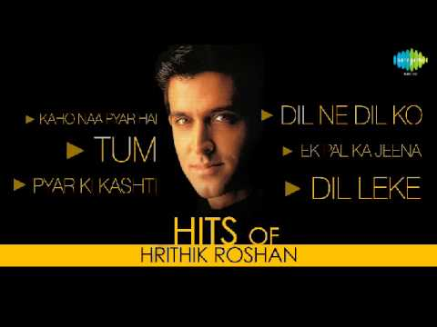 Best of Hrithik Roshan | Top Bollywood Songs | Kaho Naa Pyar...