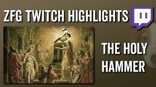 The Holy Hammer (OoT Randomizer) - ZFG Twitch Highlights