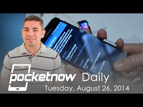 Galaxy Note 4 features, iPhone 6 leaks, Moto X+1 camera & more - Pocketnow Daily