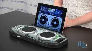 EZ Pro DJ Mixer Turntable   Free EZ Pro DJ App   Jakks Pacific Toys