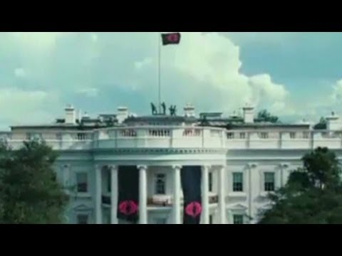 Hollywood targets the White House