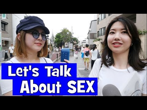 What Japanese Women Think Of Sex In Japan (interview)