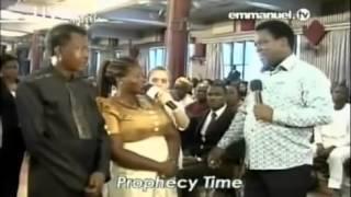 Prophet TB Joshua Prophecy Time Words of Knowledge Sunday 6 Oct 13 Emmanuel TV SCOAN 6 October 2013