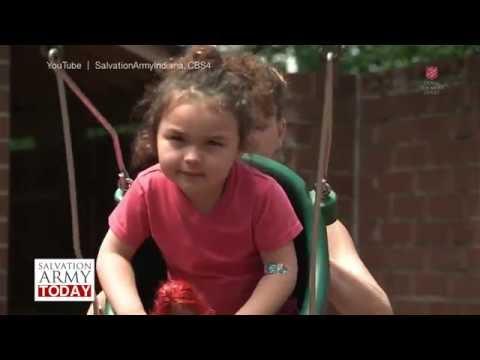 Salvation Army Today - 6.23.2016 - World Refugee Day,  Ruth Lilly Women & Children's Center