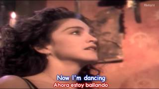 Madonna - Like a Prayer [Lyrics y Subtitulos en Español] Video Official