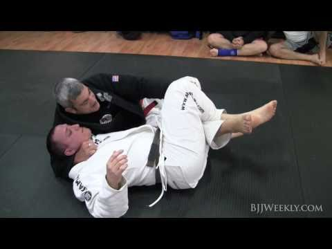 BJJ: Passing The Half Guard with Ricardo Liborio - Brazilian Jiu Jitsu Technique Image 1