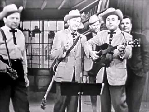 Lester Flatt and Earl Scruggs - Cabin On The Hill