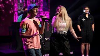 Download Lagu Jason Mraz & Meghan Trainor Perform 'More Than Friends' Gratis STAFABAND