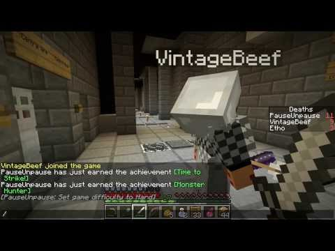 Minecraft - Simulation Protocol: Episode 9