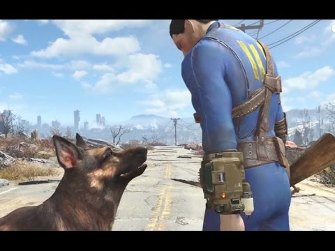 Fallout 4 — официальный трейлер - Убежище - Wikia