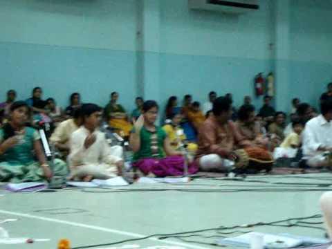 Tyagaraja Keerthanalu-Mangalam By Kshiti