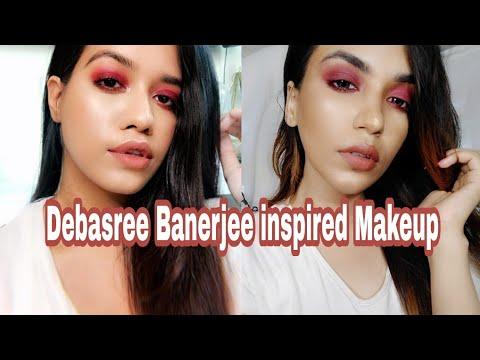 Debasree Banerjee inspired Makeup look | Ritika Sengupta