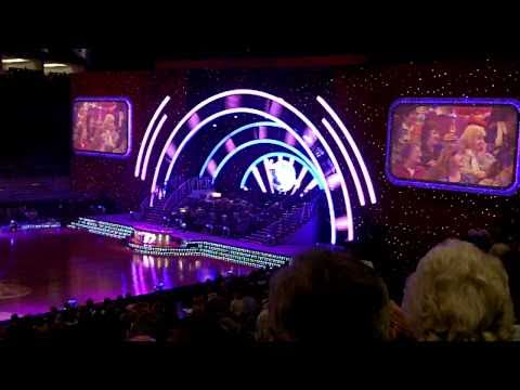 Strictly Tour at the O2- Crowd Warm-up